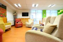 Centro Iza, sala de estar
