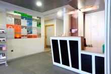 Centro Otezuri, interior